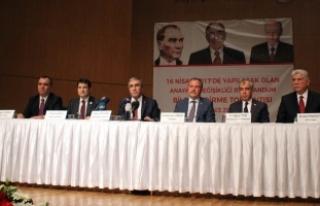 MHP'li Öztürk: Türkiye, Adeta Sırat Köprüsü'nden...