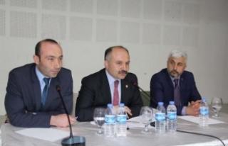 MHP'li Usta: Kuvvetler ayrılığı güvence altına...