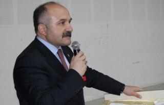 MHP'li Usta: Yeni anayasa cumhurbaşkanına cezai...