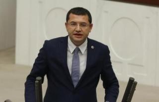 """MHP'li Parsak: """"1982 darbe anayasası yürürlüğe..."""