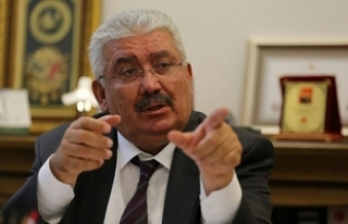 MHP'li Yalçın: Bozguncu Sözde Muhaliflerle CHP'nin...