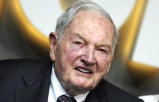 Milyarder David Rockefeller Hayatını Kaybetti