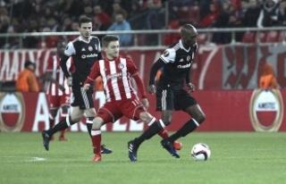 Olympiakos-Beşiktaş maçı Yunan basınında
