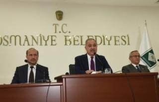 Osmaniye Belediyesi'nden Almanya'ya tepki