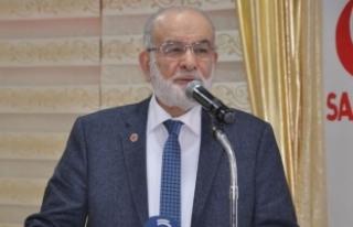 Karamollaoğlu: Metal yorgunluğu AK Parti'nin...