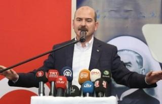 İçişleri Bakanı Soylu: Yeni sistemle güçlü...