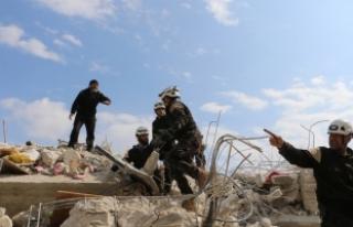 Suriye'de Esed güçlerinin ateşkes ihlalleri...