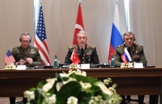 TSK'dan Antalya toplantısı açıklaması