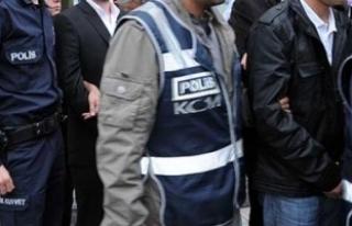 Tunceli'deki FETÖ operasyonunda gözaltına...