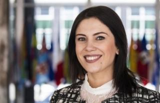 Türk öğretmen ABD'den cesaret ödülü aldı