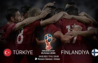 Türkiye'nin rakibi Finlandiya