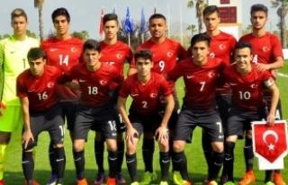 U17 Milli Takımı Avrupa Şampiyonası'na katılmaya...