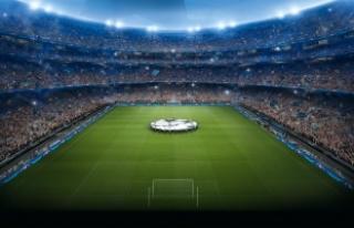 UEFA Şampiyonlar Ligi'nde 2. tur rövanş maçları...