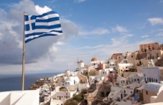 Yunanistan'ın muhalefet partisi başkan yardımcısına...
