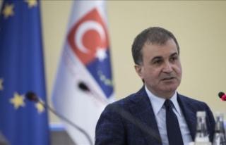 AB Bakanı Çelik: AGİT'in iddiaları mesnetsiz