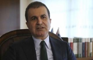 AB Bakanı Çelik: Önemli olan Türkiye'nin...