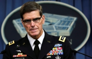 ABD Merkez Kuvvetler Komutanı Orgeneral Votel, Tacikistan...