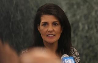 ABD'nin BM Daimi Temsilcisi Haley: ABD Kuzey...