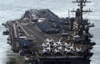 ABD Savaş Gemileri Kuzey Kore'ye Yaklaşıyor!...