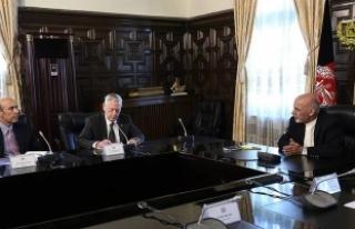 Afganistan Devlet Başkanı Gani: Afganistan'daki...