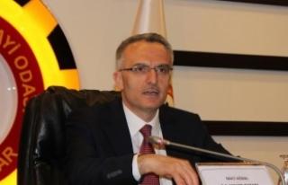 Ağbal: Türkiye bölgede cazibe merkezi olarak görülüyor