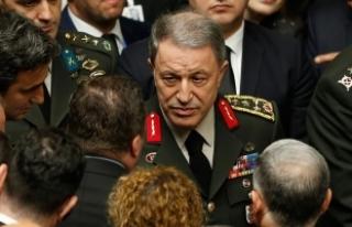 Akar: Terör operasyonlarında kahramanlıklar devam...