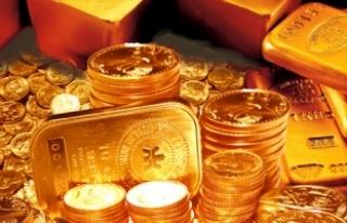 Altın düşüşle başladı