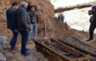 Ardahan'da işgalci Rus subayının çürümemiş...