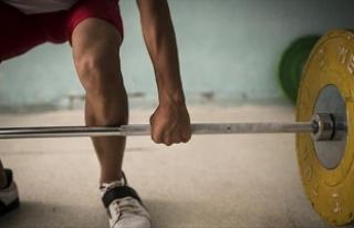 Avrupa Halter Şampiyonası'nda 3 altın madalya