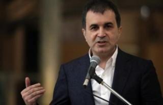 Bakan Çelik: CHP'ye geçmiş olsun, Allah rahmet...