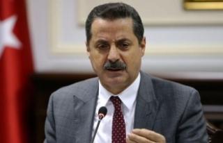 Bakan Çelik: Bu devlet, böyle gecekondu devleti...