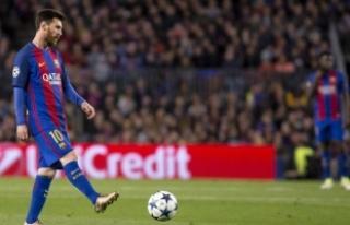 Barcelona, Juventus savunmasını geçemedi