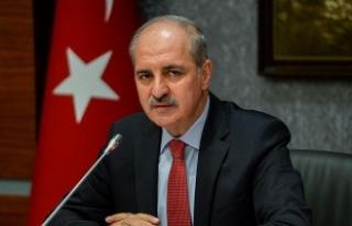Başbakan Yardımcısı Kurtulmuş: Operasyonun barışa...