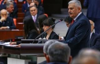 Başbakan Yıldırım: Görüyorum ki Kılıçdaroğlu...