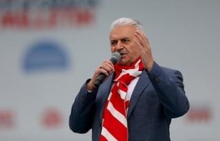 Başbakan Yıldırım'dan Kılıçdaroğlu'na:...