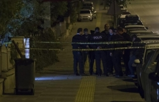 Başkentte kalaşnikof silahlarla saldırı