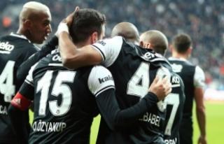 Beşiktaş, Avrupa'da en başarılı sezonunu...