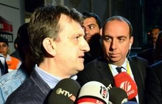 """Beşiktaş Basın Sözcüsü Albayrak: """"Şans..."""