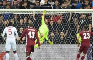 Beşiktaş, yarı final için sahaya çıkacak