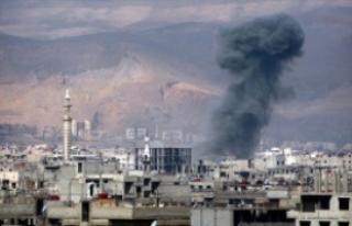 BM'de Kimyasal Saldırı Tartışılırken, Esad...