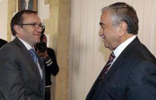 BM Genel Sekreteri'nin Kıbrıs Özel Danışmanı...