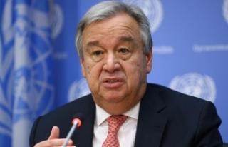 BM Genel Sekreterinden kimyasal saldırı açıklaması
