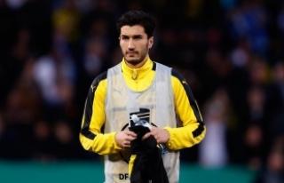 Nuri Şahin milli takımı bıraktı