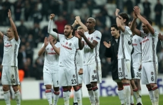 Beşiktaş'ın hedefi Fenerbahçe maçında tur...