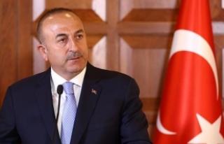 Çavuşoğlu, 25-26 Nisan'da Özbekistan'a...