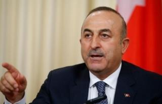 Çavuşoğlu: AGİT'in görevi siyasi yorumlar...