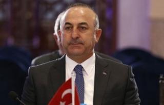Çavuşoğlu: Özbekistan'la kardeşliğimizi...