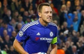 Chelsea'de Terry dönemi sona eriyor