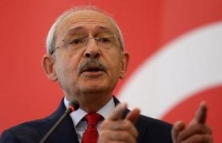 CHP Genel Başkan Kılıçdaroğlu: Hiçbir yabancı...