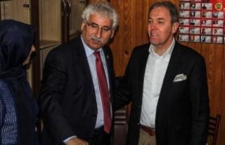CHP'li Milletvekili, AKP'li Vekili Muhtar...